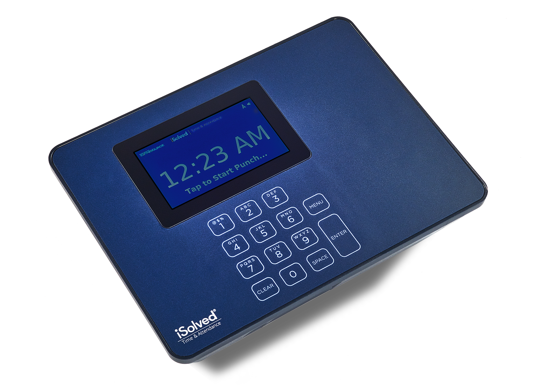 Physical Time Clocks for Tracking Workplace Time - iSolved Time